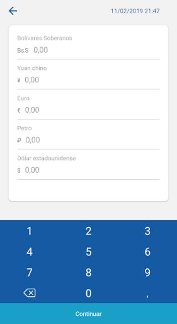 veMonedero screenshot 8