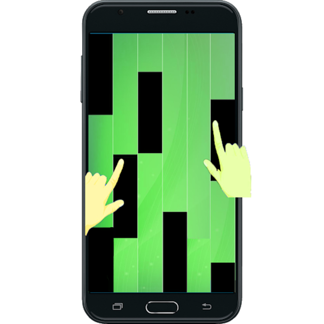 Piano Tiles Magic Jojo screenshot 2