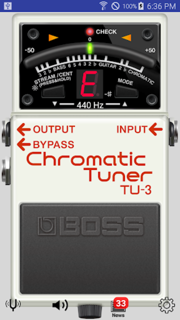 BOSS Tuner screenshot 2