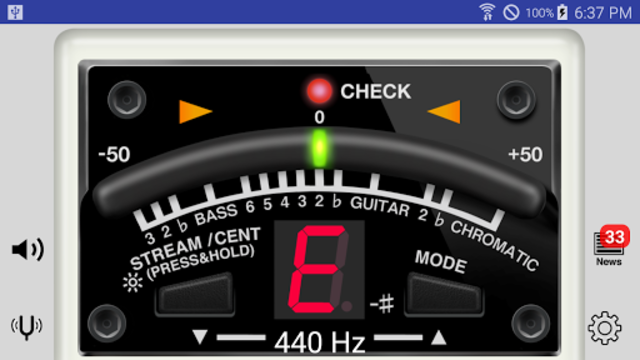 BOSS Tuner screenshot 3