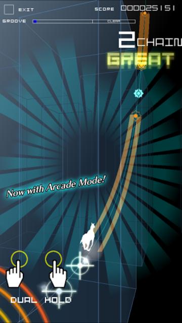 Groove Coaster 2 screenshot 2