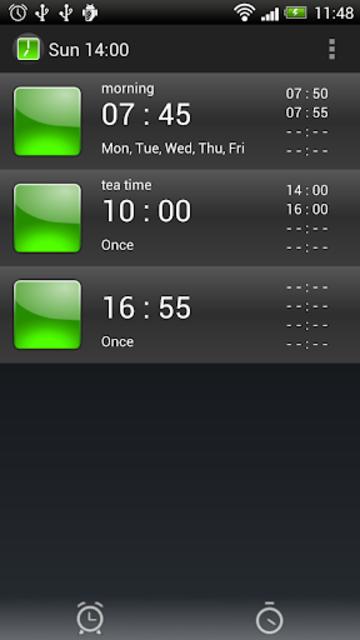 Alarm Clock Tokiko screenshot 1