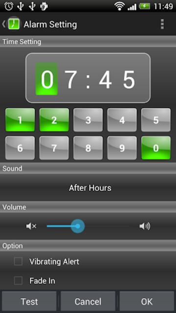 Alarm Clock Tokiko screenshot 3