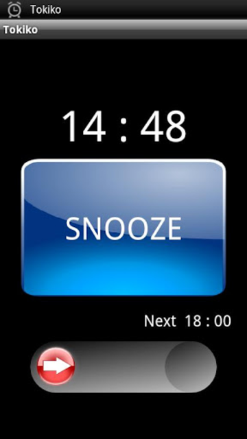 Alarm Clock Tokiko screenshot 4