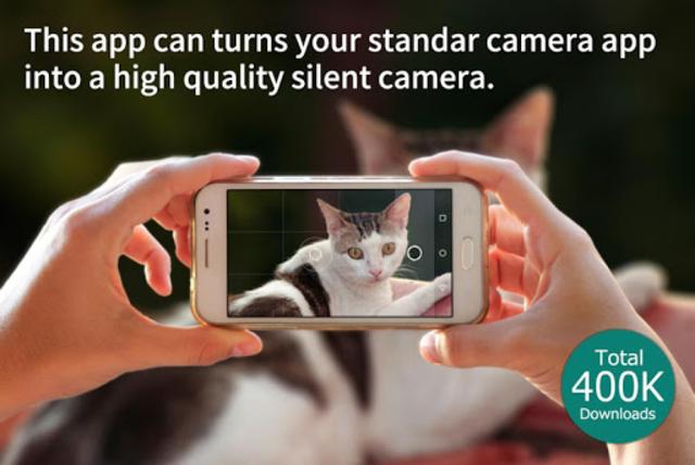 Camera Mute (Silent Mode/All Mute Mode) screenshot 1