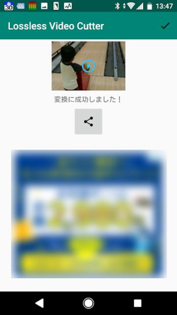 Lossless Video Cutter screenshot 3