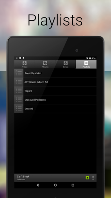 Music Player for Android Pro screenshot 20