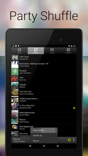 Music Player for Android Pro screenshot 21