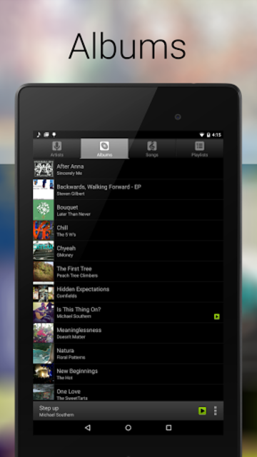 Music Player for Android Pro screenshot 22