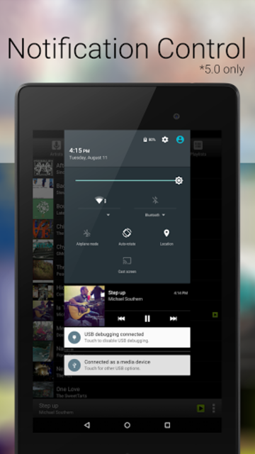 Music Player for Android Pro screenshot 23