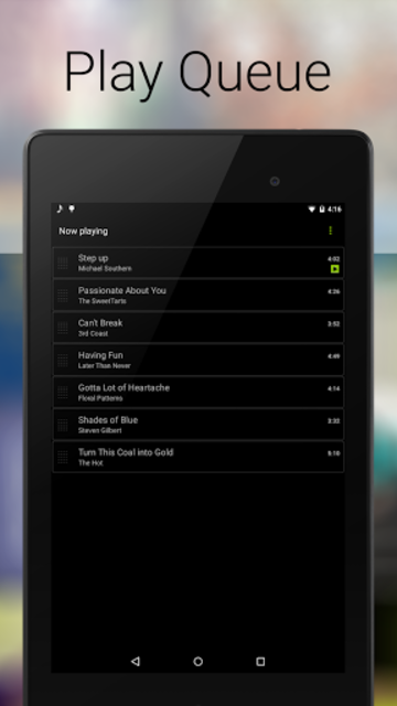 Music Player for Android Pro screenshot 24