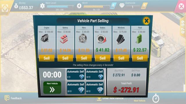 Junkyard Tycoon - Car Business Simulation Game screenshot 5