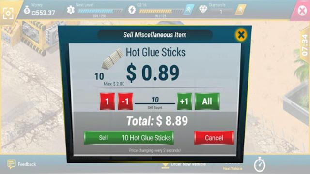 Junkyard Tycoon - Car Business Simulation Game screenshot 7