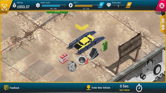 Junkyard Tycoon - Car Business Simulation Game screenshot 11