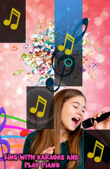 Karaoke Piano Singer Tiles : Singing  Karaoke Song screenshot 1