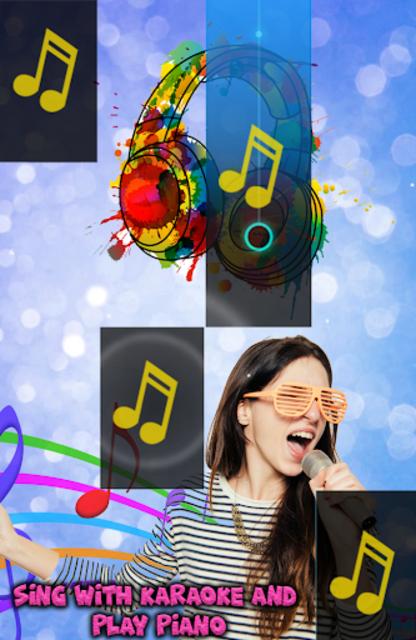 Karaoke Piano Singer Tiles : Singing  Karaoke Song screenshot 2