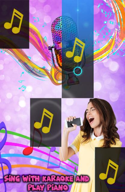 Karaoke Piano Singer Tiles : Singing  Karaoke Song screenshot 3