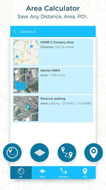 Gps Area Calculator screenshot 6