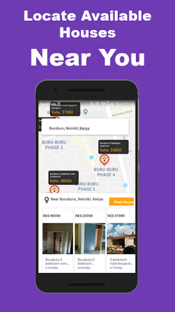 Rento - Easy Way To Find Your Next Home screenshot 1