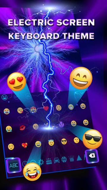 Lighting Flash Keyboard screenshot 2