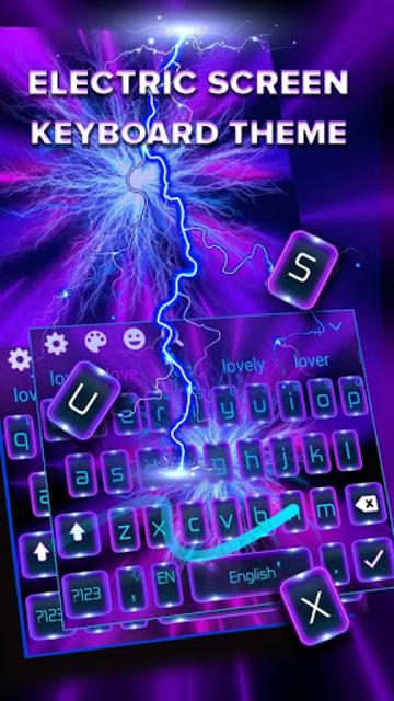 Lighting Flash Keyboard screenshot 3