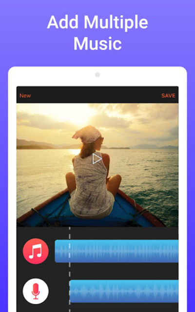 Add music to video 🎵 background music for videos screenshot 5