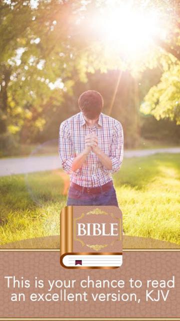 KJV Bible screenshot 25
