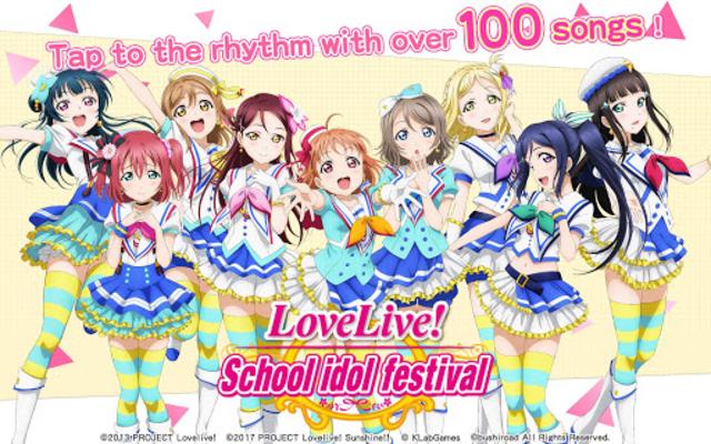Love Live! School idol festival- Music Rhythm Game screenshot 8