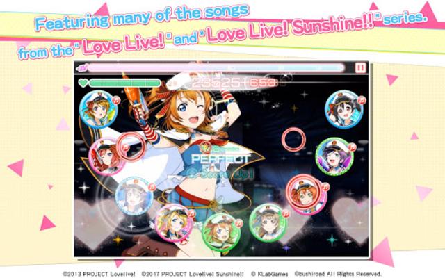 Love Live! School idol festival- Music Rhythm Game screenshot 9