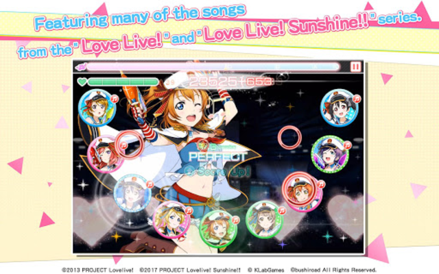 Love Live! School idol festival- Music Rhythm Game screenshot 16