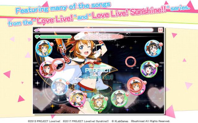 Love Live! School idol festival- Music Rhythm Game screenshot 14