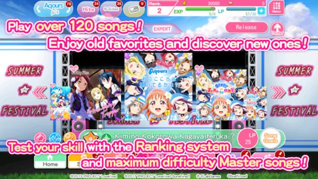 Love Live! School idol festival- Music Rhythm Game screenshot 3