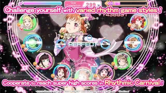 Love Live! School idol festival- Music Rhythm Game screenshot 5