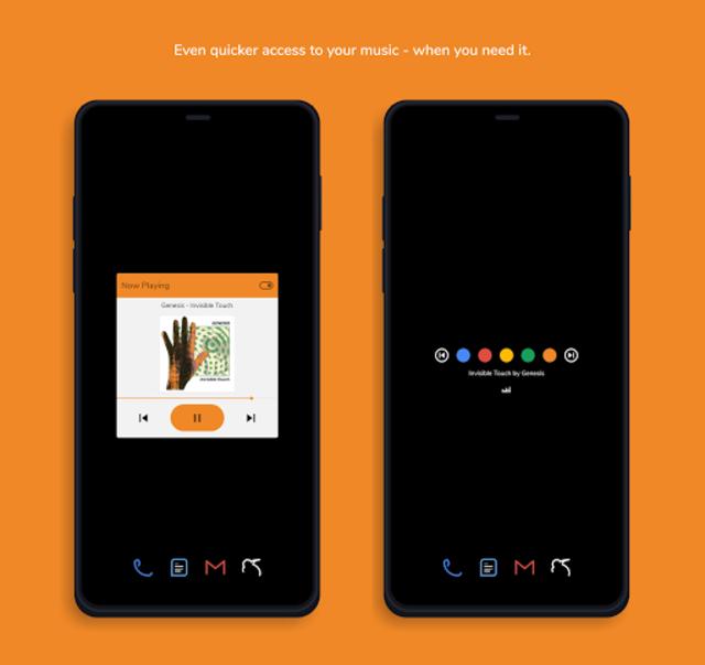 AMOLED Dots for KLWP (Kustom Theme) screenshot 8