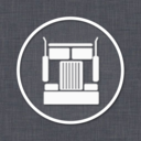 Icon for Truck Navigation, GPS - Road Hunter, Truck Stops