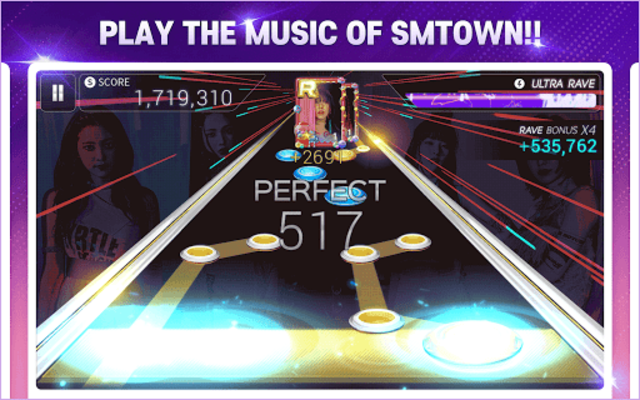 SuperStar SMTOWN screenshot 9