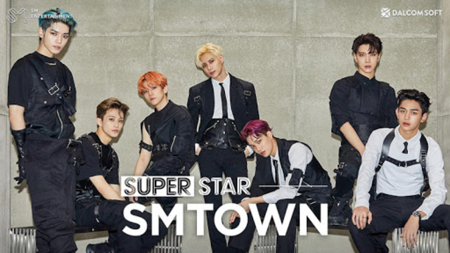 SuperStar SMTOWN screenshot 1