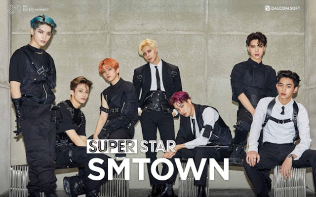 SuperStar SMTOWN screenshot 7