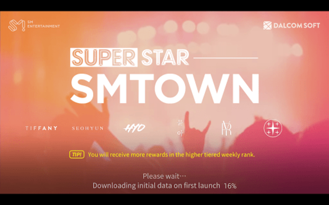 SuperStar SMTOWN screenshot 23
