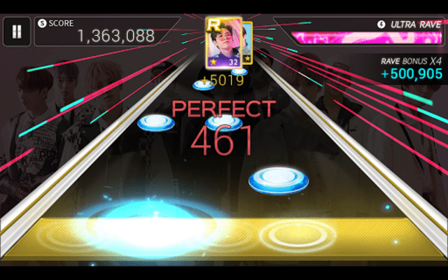 SuperStar SMTOWN screenshot 24
