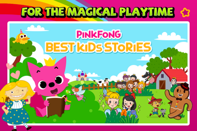 Best Kids Stories: bedtime + screenshot 4