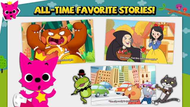 Best Kids Stories: bedtime + screenshot 5