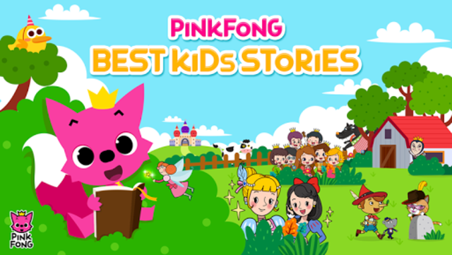 Best Kids Stories: bedtime + screenshot 10