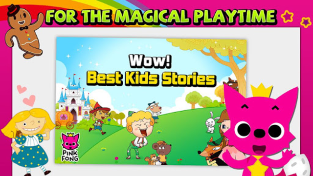 Best Kids Stories: bedtime + screenshot 11