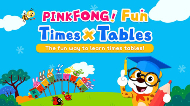 Fun Times Tables: Toddler Math screenshot 1