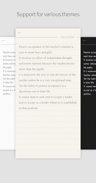 DAILY NOTE - Day Note, Diary screenshot 6
