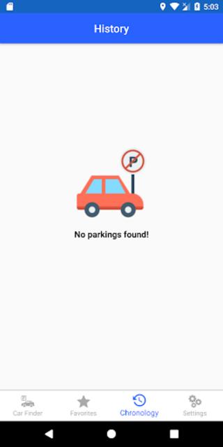 Car Parking Locator screenshot 4