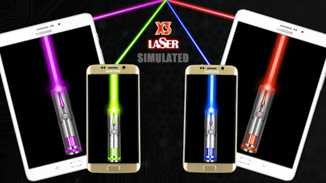 Laser Pointer App - SIMULATED screenshot 10