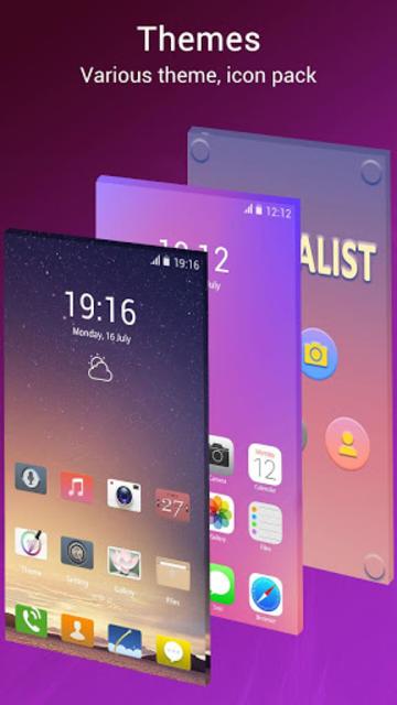 MiX Launcher 🔥 for Mi Launcher + screenshot 3