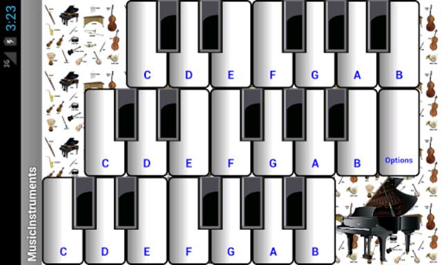 Music Instruments screenshot 1
